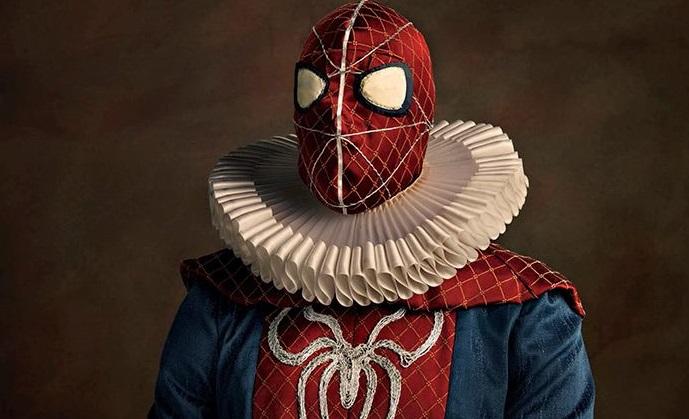 Spider man renaissance 2