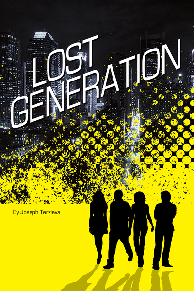 Lost generation bookcover